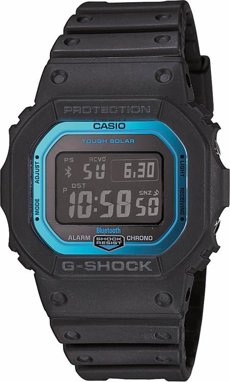 Hodinky CASIO GW B5600-2 G-Shock Bluetooth® Multi Band 6 zväčšiť obrázok f5dd8fcc643