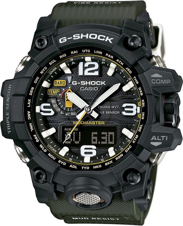 hodinky CASIO GWG 1000-1A3 G-Shock TRIPLE SENSOR + Draček na výber zväčšiť  obrázok 1d6ae99eba9