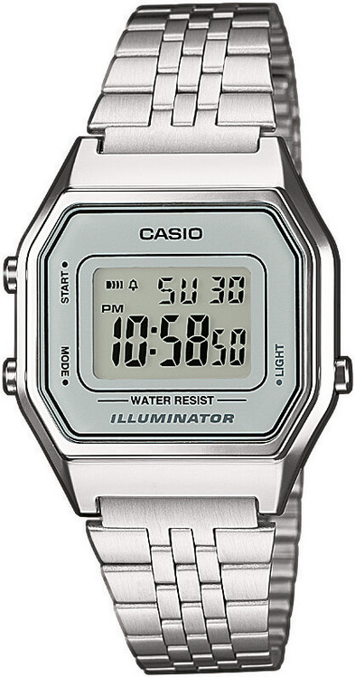 2509c299c Hodinky CASIO LA680WEA-7EF Collection