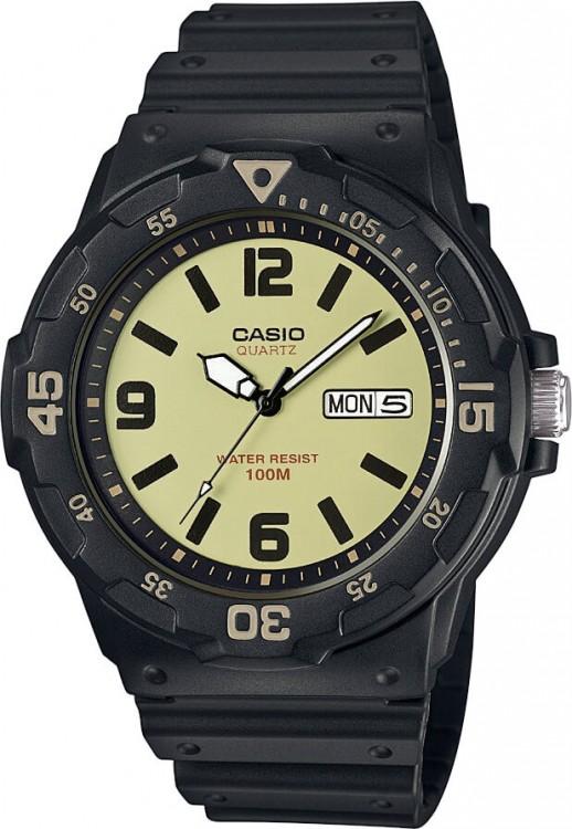 Hodinky CASIO MRW 200H-5B Collection + darček zväčšiť obrázok 8d47d36587e