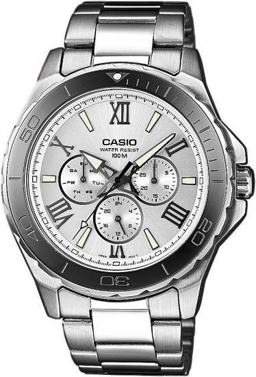 Hodinky CASIO MTD 1075D-7A Collection + darček