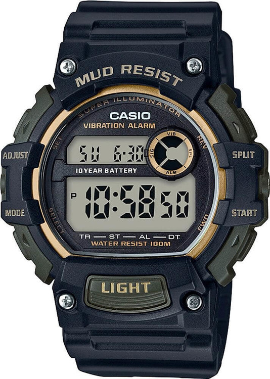 552278839 Hodinky CASIO TRT 110H-1A2 MUD RESIST zväčšiť obrázok