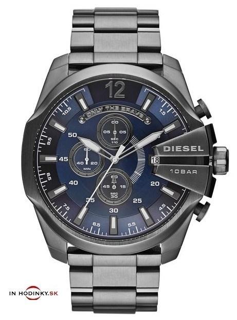 DIESEL DZ4329 Mega Chief pánske hodinky.   4fbc264e84c