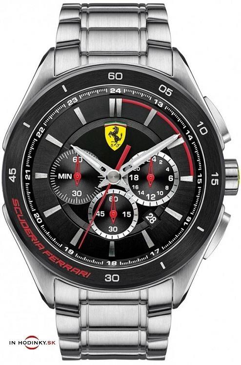 hodinky SCUDERIA FERRARI SF0830188.   0b05c0d612