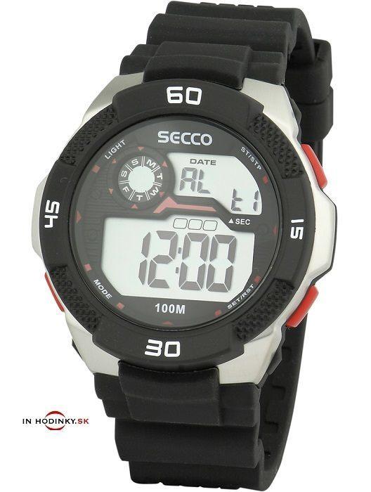 Hodinky SECCO S DJW-005 + darček d21a789e5b5