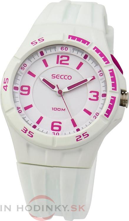 08ef2b6c7b6 SECCO Športové - Dámske hodinky. hodinky SECCO S DPA-001 zväčšiť obrázok