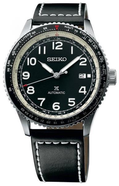 Hodinky SEIKO Prospex SRPB61K1 Sky Aviation Automatic + darček zväčšiť  obrázok f3157594c73