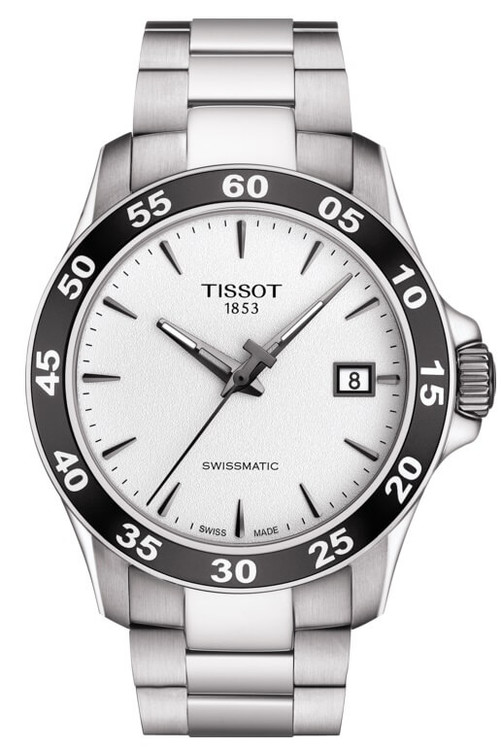 Hodinky TISSOT T106.407.11.031.00 V8 SWISSMATIC zväčšiť obrázok 5c0a4017d99