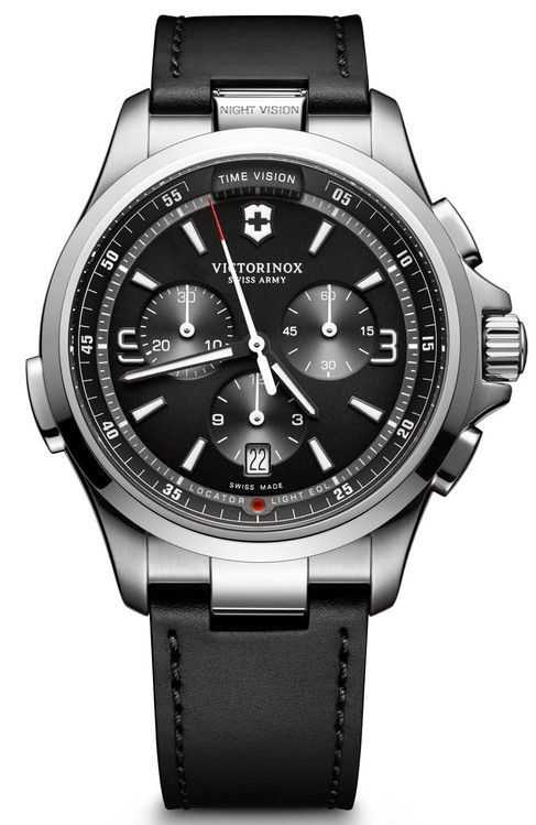 hodinky VICTORINOX Swiss Army 241785 NIGHT VISION CHRONOGRAPH.   e800e5aeb43