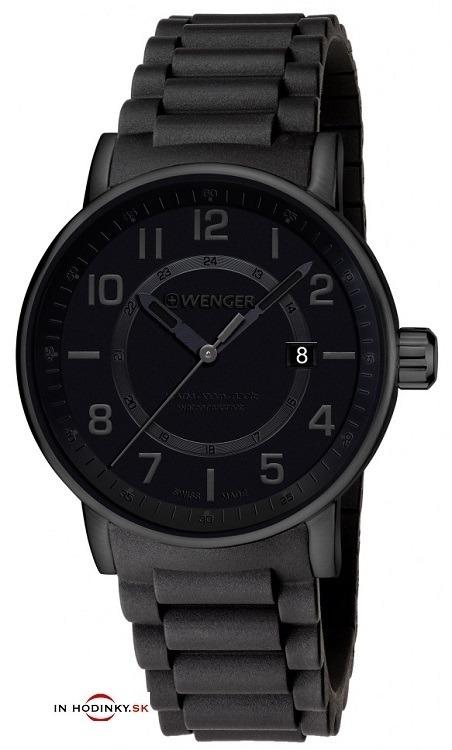 81b588aab46 WENGER 01.0341.112 vojenské hodinky.