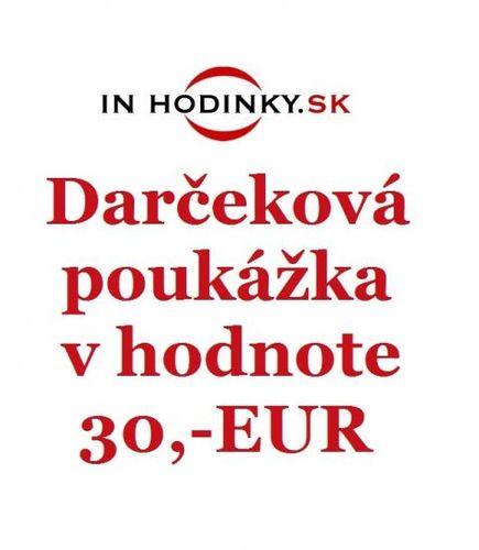 INHODINKY Darčeková poukážka v hodnote 30,- EUR