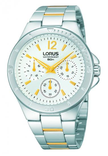Dámske hodinky LORUS RP611BX9 s multifunkčným dátumom