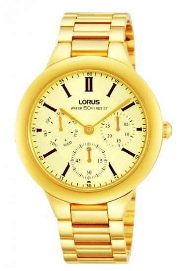 Dámske hodinky LORUS RP636BX9 s multifunkčným dátumom