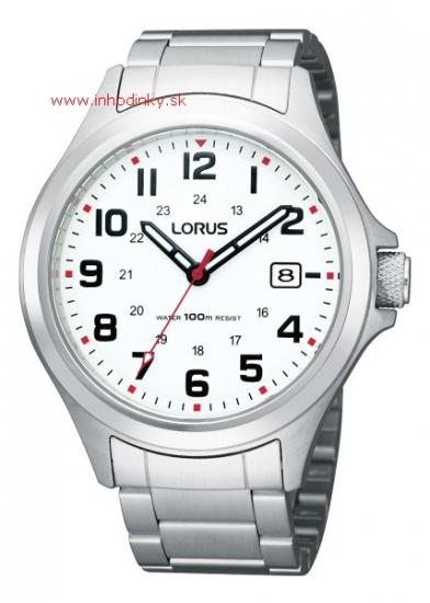 LORUS - Pánske hodinky. LORUS RXH03IX9 + darček zväčšiť obrázok 6c470efe74c