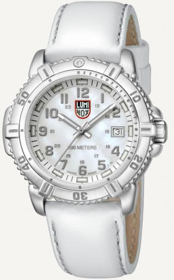 LUMINOX 7257 STEEL COLORMARK 38MM - Ladies