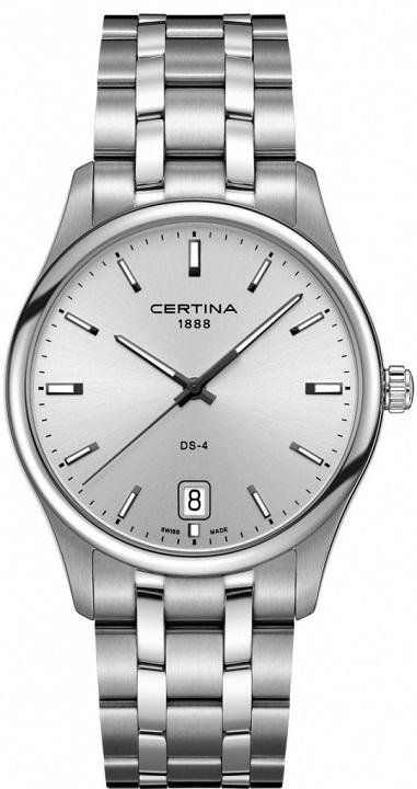 6c375e9ab79 Pánske elegantné hodinky Certina C022.610.11.031.00 DS-4 Big Size + darček  zväčšiť obrázok