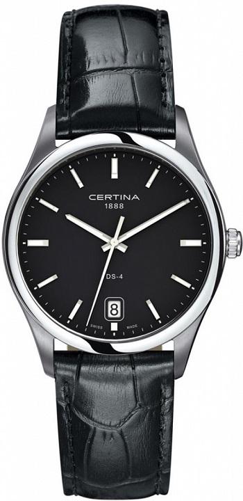 e6803af33 Pánske elegantné hodinky Certina C022.610.16.051.00 DS-4 Big Size + darček  zväčšiť obrázok