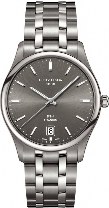 812c5fdf82d Pánske elegantné hodinky Certina C022.610.44.081.00 DS-4 Big Size + darček  zväčšiť obrázok
