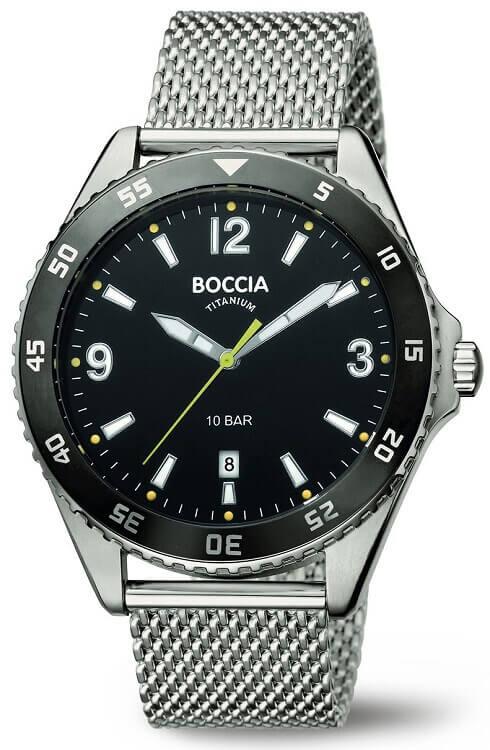 Pánske hodinky BOCCIA 3599-01 Titanium + darček na výber zväčšiť obrázok 2dc464e1cde