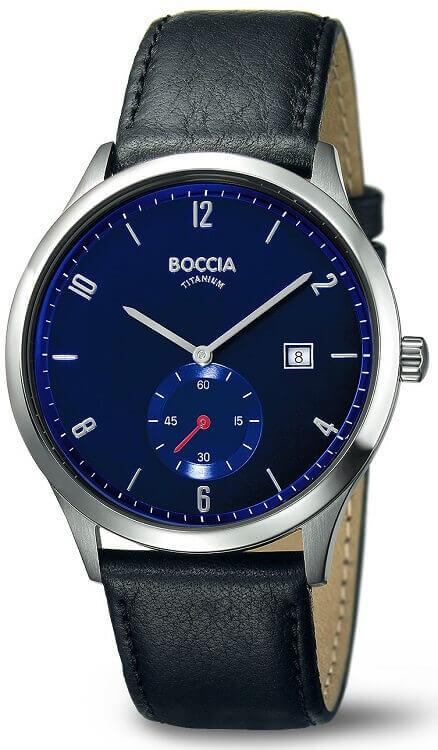 Pánske hodinky BOCCIA 3606-02 Titanium + darček zväčšiť obrázok 132c4fa6221
