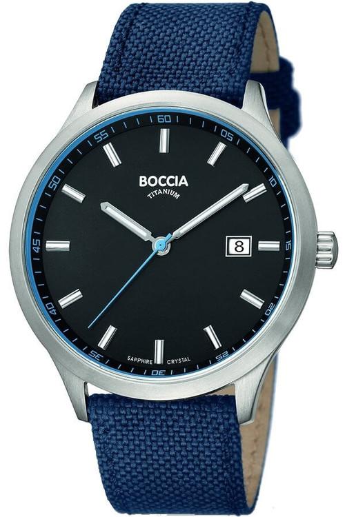 BOCCIA titánové hodinky 3614-02.   65e6ec81c1