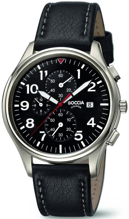 Pánske hodinky BOCCIA TITANIUM -  ac500ab471