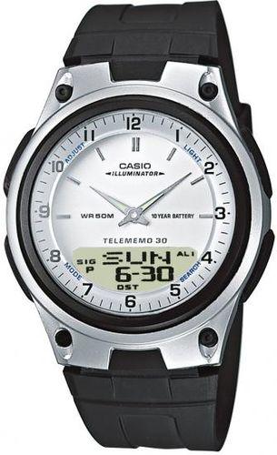 Pánske hodinky CASIO AW 80-7A + darček