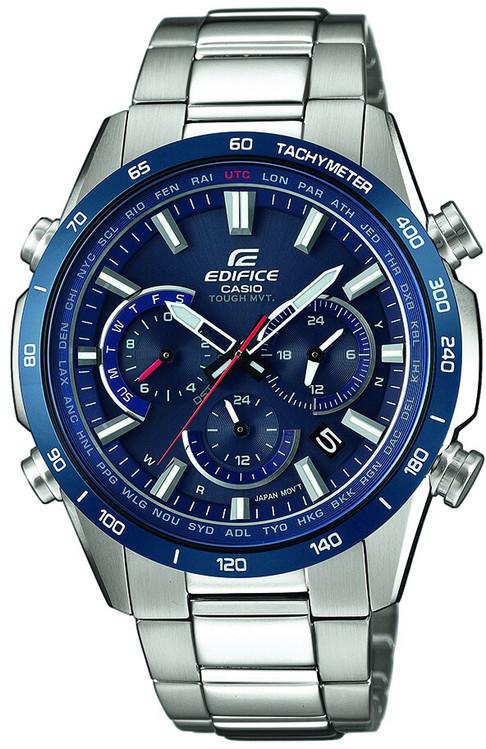 CASIO EDIFICE EQW T650DB-2A rádiovo riadené hodinky e05e9d0224