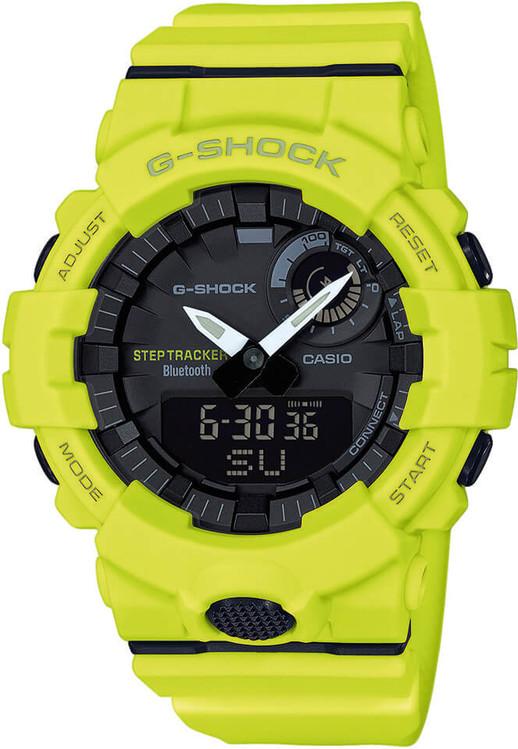 Pánske hodinky CASIO GBA 800-9A G-Shock Bluetooth® SMART zväčšiť obrázok 229d93655b