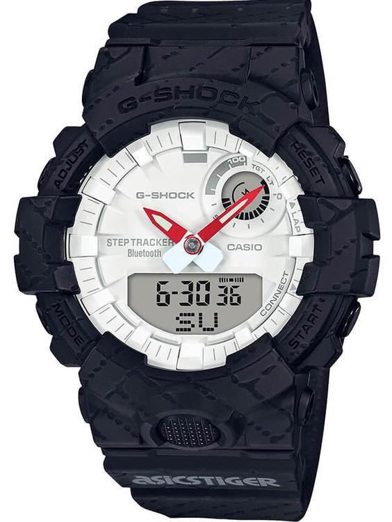 d4f16f6bd Pánske hodinky CASIO GBA 800AT-1A G-Shock Bluetooth® Asicstiger Limited  Edition zväčšiť obrázok