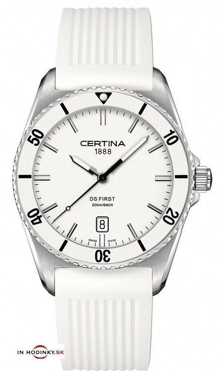 dda2d9559 Pánske hodinky Certina C014.410.17.011.00 DS First Ceramic + darček na  výber zväčšiť obrázok