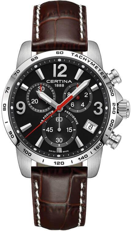 6ea189c04e4 Pánske hodinky Certina C034.417.16.057.00 DS Podium Chrono Precidrive +  darček na výber zväčšiť obrázok