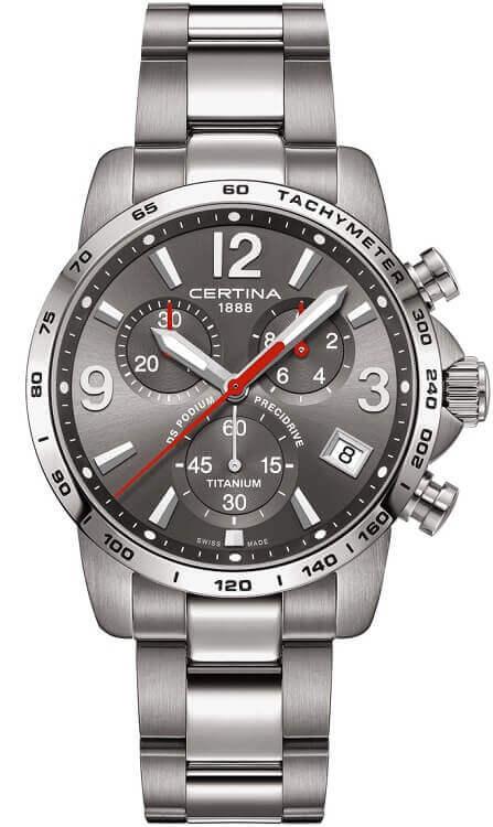 8571a1dc760 Pánske hodinky Certina C034.417.44.087.00 DS Podium Chrono Precidrive +  darček na výber zväčšiť obrázok