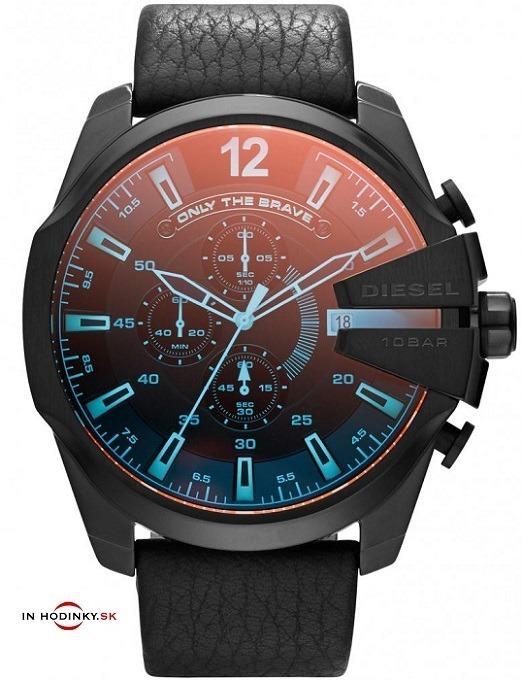 0691ee8ed78f DIESEL DZ4323 Mega Chief - pánske hodinky Diesel.