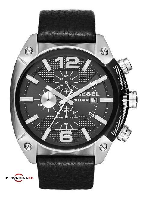 abfca20240b4 DIESEL DZ4341 Overflow - pánske hodinky Diesel.