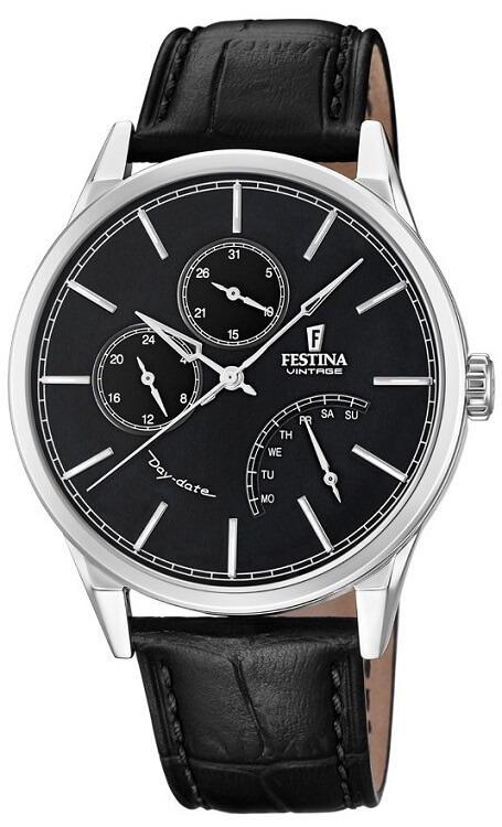 Pánske hodinky FESTINA 20278 4 Retro + darček zväčšiť obrázok 88f919ba87