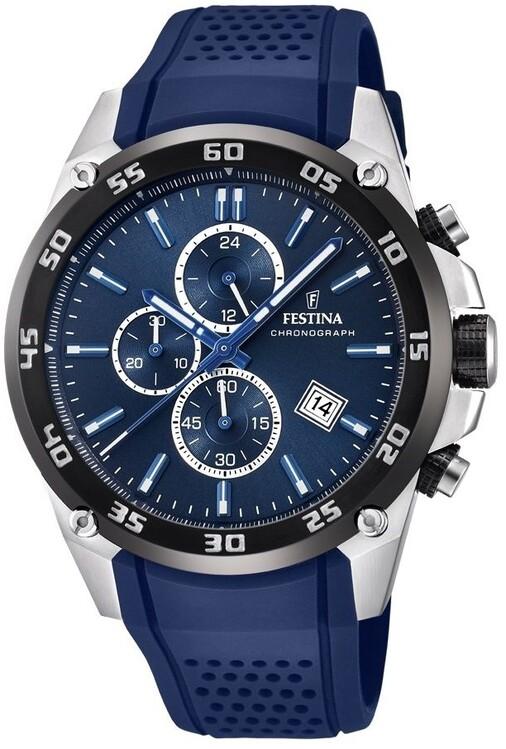 2399a2424 Pánske hodinky FESTINA 20330/2 The Originals + darček zväčšiť obrázok