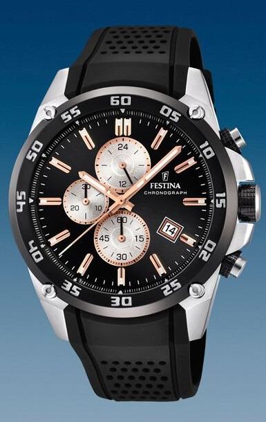 deaed2e15 Pánske hodinky FESTINA 20330/6 The Originals + darček zväčšiť obrázok