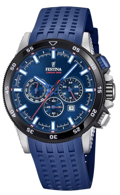 Pánske hodinky FESTINA 20353 3 Chrono Bike 2018 zväčšiť obrázok 40f0559e652