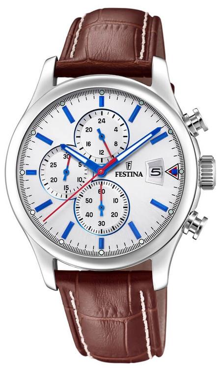Pánske hodinky FESTINA 20375 1 Chrono zväčšiť obrázok 411a2a6f107