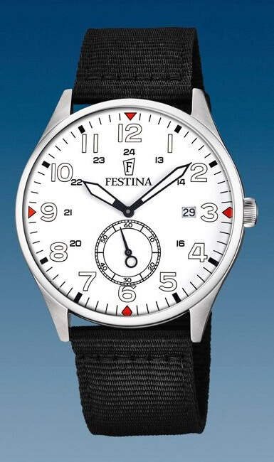 2b141037f Pánske hodinky FESTINA 6859/2 Retro + darček zväčšiť obrázok