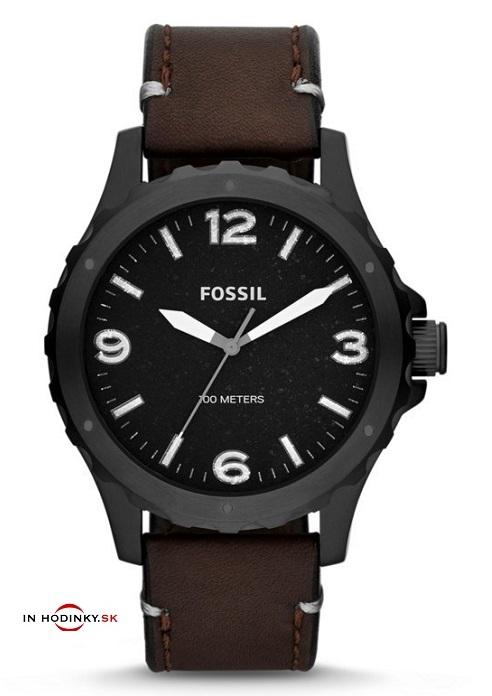 Pánske hodinky FOSSIL JR1450 Nate + darček
