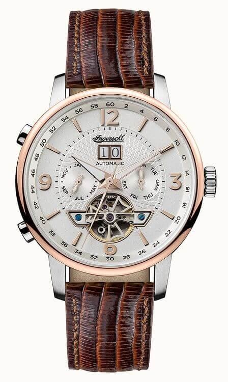 7526eb9fc Pánske hodinky INGERSOLL I00701 Grafton Automatic + darček na výber zväčšiť  obrázok