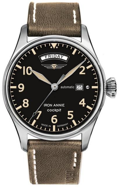 Pánske hodinky JUNKERS 5164-2 IRON ANNIE Cockpit zväčšiť obrázok 78ee44ff23