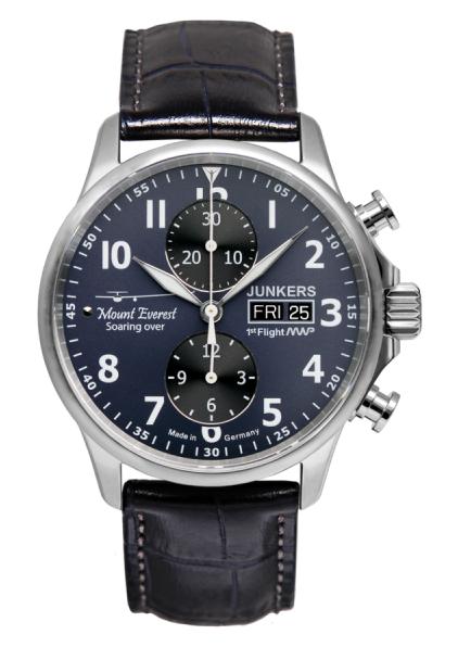 JUNKERS 6824-3 Automatic. Doprava zdarma. Pánske luxusné hodinky ... 230a14aef4