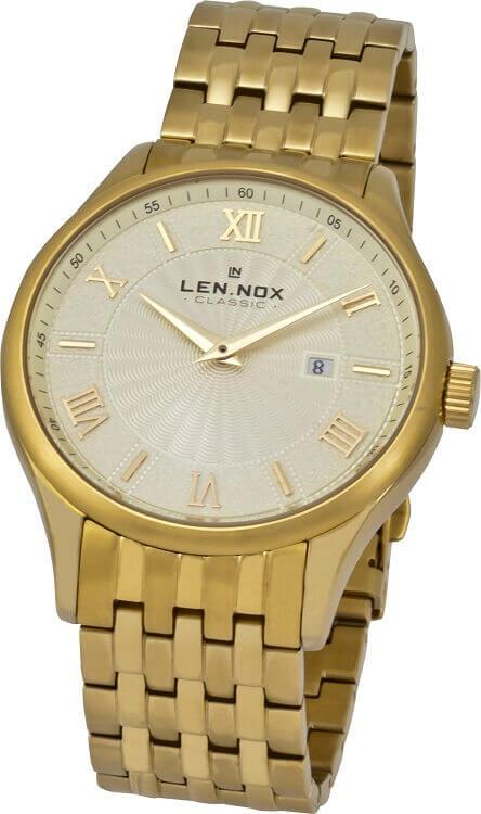 Pánske hodinky LEN.NOX LC M409G-9 Man Classic + darček na výber zväčšiť  obrázok d17fe35499b