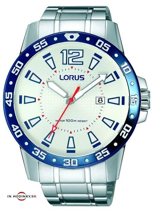 LORUS RH927FX9 Gent pánske hodinky.   f9c9a8473b6