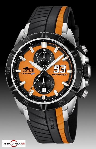 73e5e1d19e53 LOTUS L18103 1 Chrono GP - pánske hodinky.