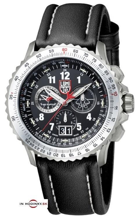 Pánske hodinky LUMINOX 9241 F-22 Raptor 9380 Series + darček na výber  zväčšiť obrázok a2a4a7b501d