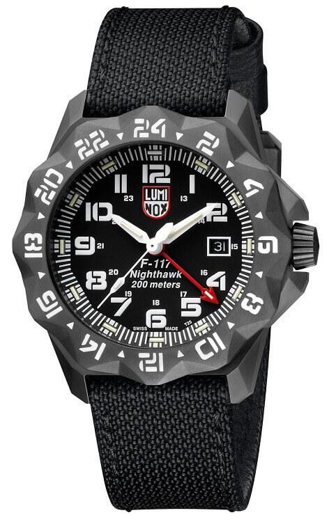 Pánske hodinky LUMINOX XA.6421 F-117 Nighthawk 6400 Series + darček zväčšiť  obrázok 6cd8a795362